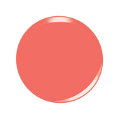 Kiara Sky Dip Powder 1 oz - D490 ROMANTIC CORAL