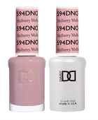 DND Duo Gel - #594 MULBERRY - Diva Collection
