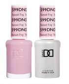 DND Duo Gel - #599 SUNSET FOG - Diva Collection