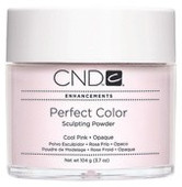 CND Perfect Color Sculpting Powders, Cool Pink Opaque 3.7oz