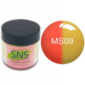 SNS Powder Color 1 oz - #MS09