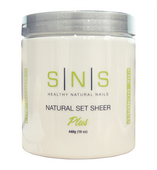 SNS Powder 16 oz - Natural Set Sheer