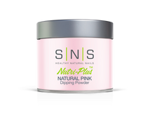 SNS Powder 4 oz - Natural Pink