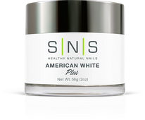 SNS Powder 2 oz - American White