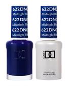 DND Duo Gel - #622 MIDNIGHT BLUE