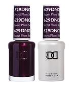 DND Duo Gel - #629 SECRET PLUM