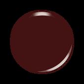 Kiara Sky Gel + Lacquer - G545 RIALISTIC MAROON