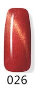 NICo Cateye 3D Gel Polish 0.5 oz - Color #026