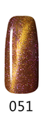 NICo Cateye 3D Gel Polish 0.5 oz - Color #051