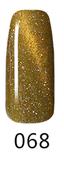 NICo Cateye 3D Gel Polish 0.5 oz - Color #068