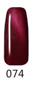 NICo Cateye 3D Gel Polish 0.5 oz - Color #074