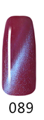 NICo Cateye 3D Gel Polish 0.5 oz - Color #089