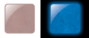 Glam & Glits Powder 1 oz - GLOW ACRYLIC - GL2006  CON-STYLE-ATION (CREAM)