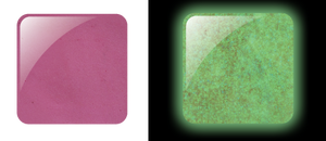 Glam & Glits Powder 1 oz - GLOW ACRYLIC - GL2010  VINTAGE VIGNETTE (CREAM)