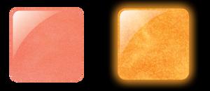 Glam & Glits Powder 1 oz - GLOW ACRYLIC - GL2011  FIRE FLY (SHIMMER)
