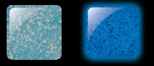 Glam & Glits Powder 1 oz - GLOW ACRYLIC - GL2019  BEAUTIFUL SOUL-TICE (GLITTER)