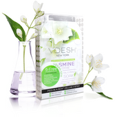 Voesh - Pedi in a Box - 4 Step Deluxe - Jasmine Soothe (VPC208JSM)