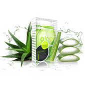 Voesh - Pedi in a Box - 6 Step Ultimate - Aloe Vera (VPC607ALO)