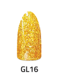 Chisel Acrylic & Dipping 2 oz - GL16 - Glitter Collection