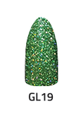Chisel Acrylic & Dipping 2oz - GLITTER 19