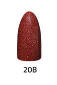 Chisel Acrylic & Dipping 2oz - Metallic - 20B