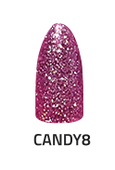 Chisel Acrylic & Dipping 2oz - CANDY 8