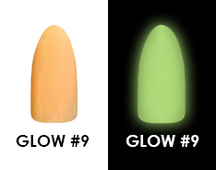Chisel Acrylic & Dipping 2 oz - GLOW #9 - Glow in the Dark Collection