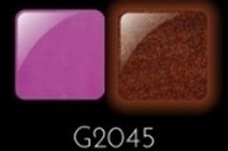 Glam & Glits Powder 1 oz - GLOW ACRYLIC - GL2045 SCATTERED EMBERS (GLITTER)