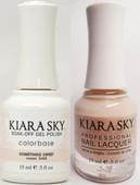 Kiara Sky Gel + Lacquer - G558 SOMETHING SWEET