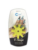50% Off Chisel Nail Art - V Shape Edger