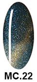 NICo Cateye 3D Gel Polish 0.5 oz - MOOD CHANGING - Color #MC.22