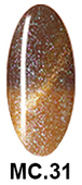 NICo Cateye 3D Gel Polish 0.5 oz - MOOD CHANGING - Color #MC.31