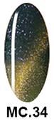 NICo Cateye 3D Gel Polish 0.5 oz - MOOD CHANGING - Color #MC.34
