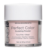 CND Powder, Pure Pink 0.8oz