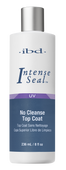 IBD Intense Seal UV No Cleanse Top Coat 8oz