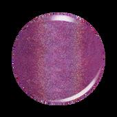 Kiara Sky Gel + Lacquer - G906 BEACH PLEASE - Holo Mermaid Collection