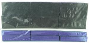 Slim Buffer - Purple/Black - 100/180 Grit (Pack/20 pcs)