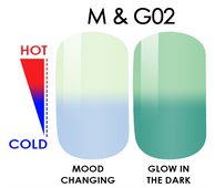 WaveGel MOOD Glow in the Dark - #M&G02