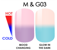 WaveGel MOOD Glow in the Dark - #M&G03