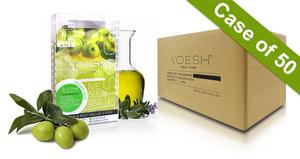 Voesh Case/50pks - Pedi in a Box - 4 Step Deluxe - Olive Sensation (VPC208OLV)