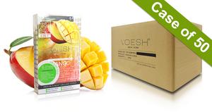 Voesh Case/50pks - Pedi in a Box - 4 Step Deluxe - Mango Delight (VPC208MNG)