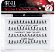 Ardell Duralash Naturals - Triple Individual Knot Free Flares - Short Black (#65694)