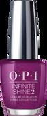 OPI Infinite Shine - #HRJ44 - FEEL THE CHEMIS-TREE - Love XOXO Collection .5 oz