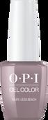 OPI GelColor - #GCA61A - TAUPE-LESS BEACH .5oz