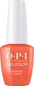 OPI GelColor - #GCA67A - TOUCAN DO IT IF YOU TRY .5oz