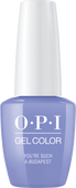 OPI GelColor - #GCE74A - YOU'RE SUCH A BUDAPEST .5oz