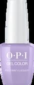 OPI GelColor - #GCF83A - POLLY WANT A LACQUER .5oz