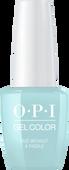 OPI GelColor - #GCF88A - SUZI WITHOUT A PADDLE .5oz