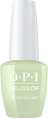 OPI GelColor - #GCT72A - THIS COST ME A MINT .5oz