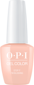 OPI GelColor - #GCT74A - STOP I AM BLUSHING .5oz